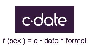 c-date Formel