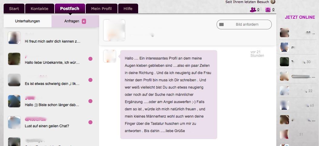 Unkraut freundliche online-dating-sites